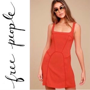 Free People Summer Mini dress
